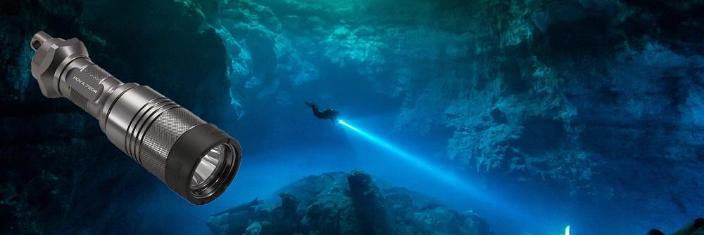 подводные фонари для дайвинга